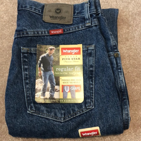 343f65ea1905ca Wrangler Jeans | Final Sale 5star Regular Fit | Poshmark
